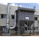 High Volume Centralized Dust Collector