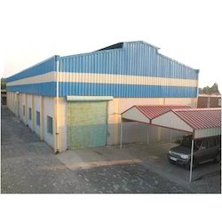 PEB Factory Shed
