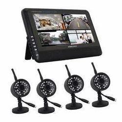Wireless Surveillance Cameras