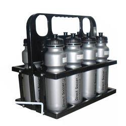 Folding Bottle Carrier for 8 Bottle