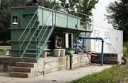 5000 Lits (5 Kld) Compact Sewage Treatment Plant