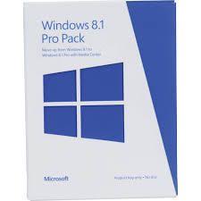 MS Windows 8.1 Pro