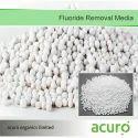 Fluoride Removal Media