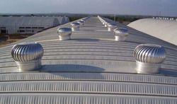 Turbine Roof Ventilators