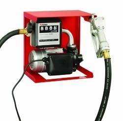 Piyusi Diesel Transfer Pump With Meter 220v