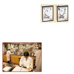 Analog Ammeter for Laboratory