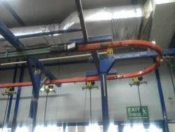 Four Wheel BI Planar Conveyor