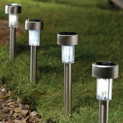 Garden Lights Fabrication