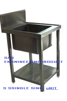 Stainless Steel Sinks - Ss Sinks With Table Manufacturer from Mumbai