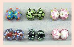 Fancy Glass Beads CODE : SFB-06