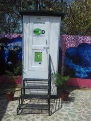 Zero Discharge Toilets