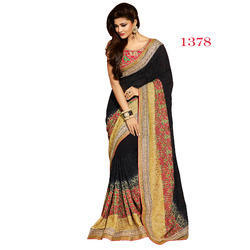 Bridal Georgette Saree