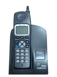 C2 Cordless Phone with Tata Connection