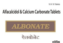 Alfacalcidol And Calcium Tablet