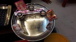Diwali Puja Thali
