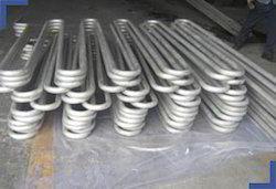 Stainless Steel 347 / 347H Seamless U Tubes