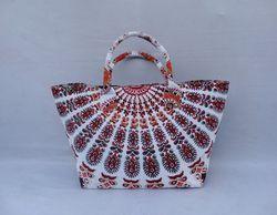 Twin Mandala Bag