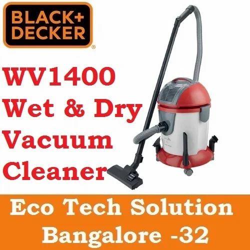 Black & Decker WV1400 Wet & Dry Vacuum Cleaner