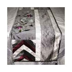 Dupion Silk Table Runner