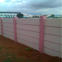 Ready Made Precast Compound Wall