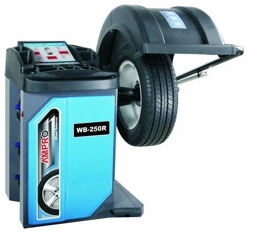 Car Wheel Balancing Machines