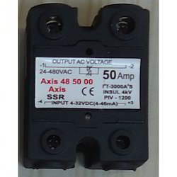 Axis  Silverline 50A Solid State Relay