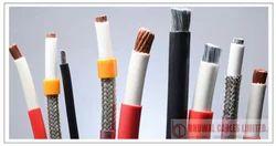 fibreglass lead wires