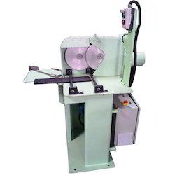 Twin Disc Lapping & Buffing Machine