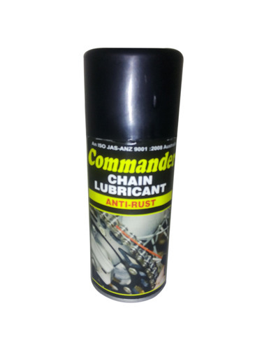 Commander Chain Lubricant Spray