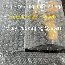 Coin Size Big Bubble Air Bubble Bags