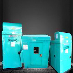 12.5 KW Portable Soundproof Diesel Generator Set