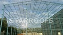 Badminton Court Roofing Shed Fabrication