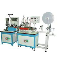 Special Function Label Cutting & Folding Machine