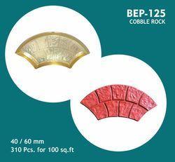 PVC Moulds for Cobble Rock