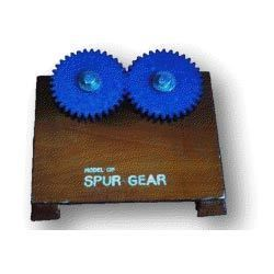 Single Stage Spur Gears with Intermediate - Model