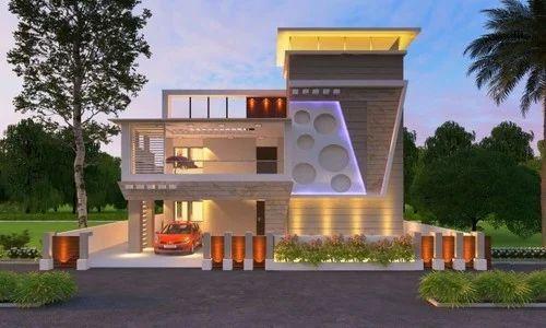 Front Elevation Work : Front elevation design work service provider from delhi