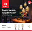 Havells Fillament Lamp