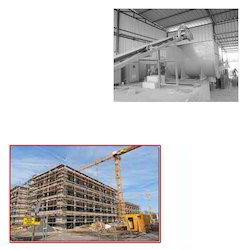 CLC Block Making Machine for Construction Industry