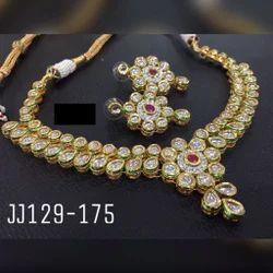 Traditional Kundan Necklace