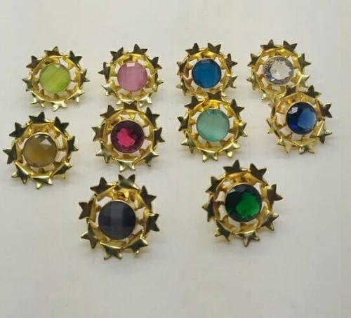 Color Stone Jewellery