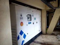 400 kVA Greaves Diesel Generator