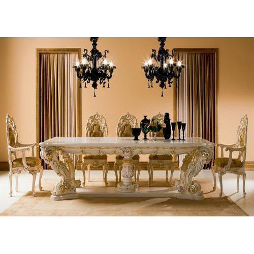 Home Furniture Modular Dining Table Set Manufacturer from Hyderabad