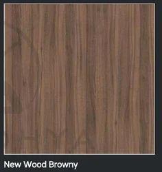 New Wood Browny Glazed Tile