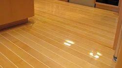 Teak Wooden Flooring