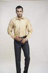 Golden Silk Shirts