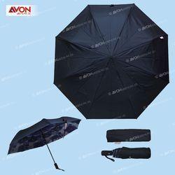 Double Layer Black Color Umbrella