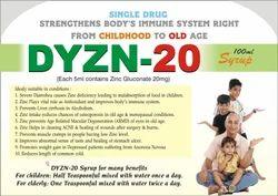 Dyzn-20 Syrup