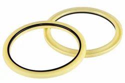 Piston Seals with Polyurethane Slide Rings