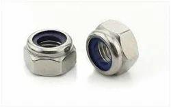 Stainless Steel Hexagonal Nylon Lock Nut