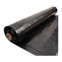LDPE Black Plastic Sheet